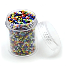 Seed beads 12/0 mix, 50 gram